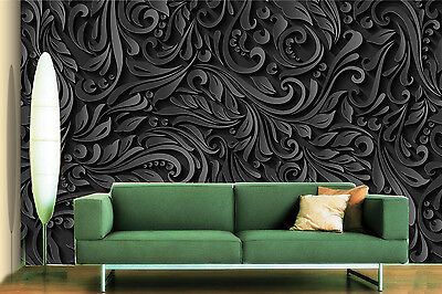3D Exquisite Patterns 1 Wall Paper Wall Print Decal Wall Deco Indoor Wall Murals