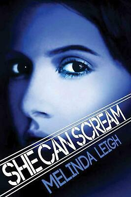 She Can Scream by Melinda Leigh (English) Paperback Book Free Shipping!