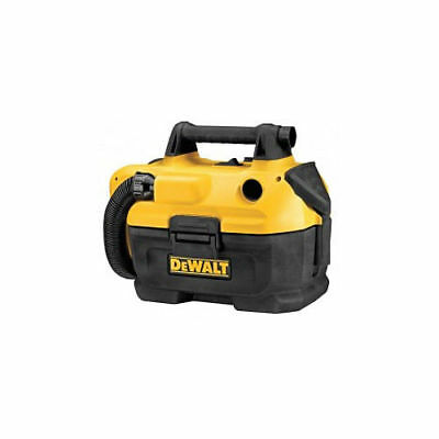DEWALT 18V-20V MAX Li-Ion 2 Gallon Wet/Dry Vacuum (BT) DCV580 Reconditioned