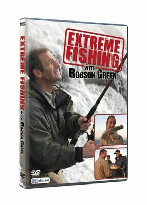 Extreme Fishing with Robson Green [DVD] - DVD  ZYVG The Cheap Fast Free Post