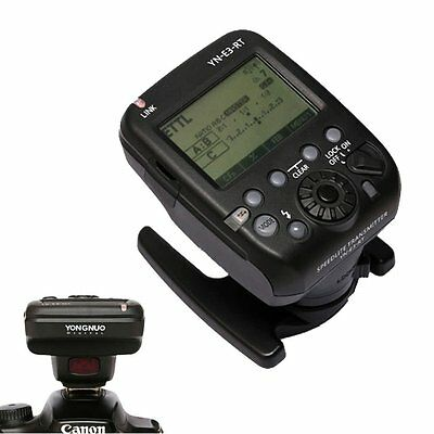 Yongnuo YN-E3-RT TTL Wireless Speedlite Transmitter for Canon Camera ST-E3-RT US