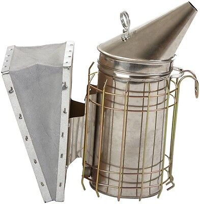 Little Giant SM7 Beekeeping Smoker, Stainless Steel