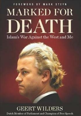 Marked For Death [9781596987968] - Geert Wilders (Hardcover) New