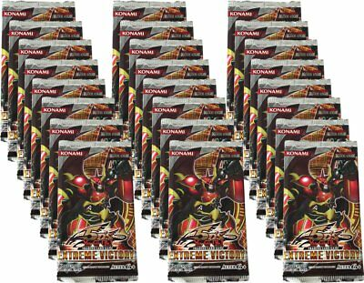 Yu-Gi-Oh! - Extreme Victory - 24 Booster - Deutsch