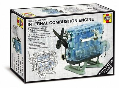 Haynes Internal Combustion Engine (Build your own)