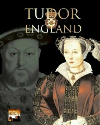 Tudor England (Pitkin History of Britain) by Brimacombe, Peter Paperback Book