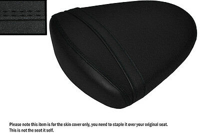 Grip Design 2 Black Ds St Custom Fits Suzuki Gsxr 1000 07-08 Rear Seat Cover