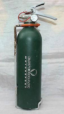 Caterham Motorsport Race Rally Sprint Hillcimb Fire Extinguisher with Bracket