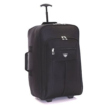 Ryanair Cabin Flight Wheeled Suitcase Hand Luggage Holdall Case Bag Backpack