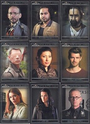 Marvel's Agents Of S.H.I.E.L.D. Season 2 Gifted Index Card Set Of 18 Cards! RARE