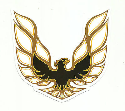 "Riesen Sticker Decal Auto-Aufkleber - ""Firebird"" Emblem Car Styling"