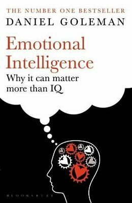Emotional Intelligence: Why it Can Matter More Tha..., Goleman, Daniel Paperback