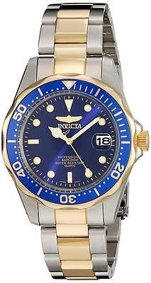 NEW Invicta Men's 8935 Pro Diver Collection Two-Tone Stainless Steel Watch