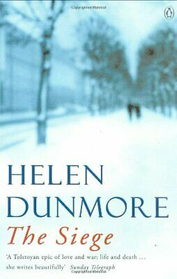 The Siege by Dunmore, Helen Paperback Book The Cheap Fast Free Post