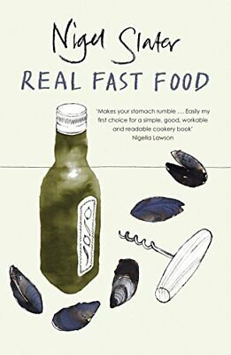 Real Fast Food by Slater, Nigel Paperback Book The Cheap Fast Free Post