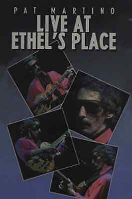 Martino, Pat-Live At Ethel`S Place DVD NEW