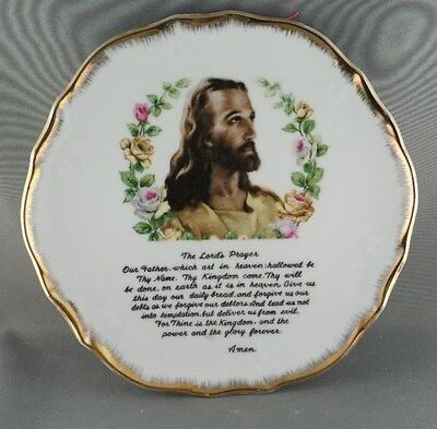 The Lords Prayer  Collector Plate