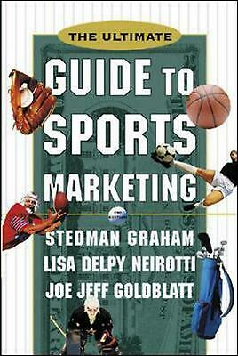 The Ultimate Guide to Sports Marketing by Stedman Graham (English) Hardcover Boo