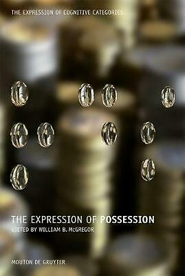 NEW The Expression of Possession by Hardcover Book (English) Free Shipping