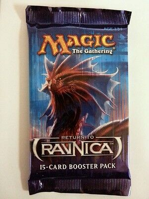 Magic: The Gathering - Return to Ravnica Booster englisch