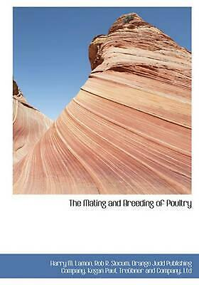 Mating and Breeding of Poultry by Harry M. Lamon (English) Hardcover Book Free S