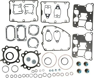 """Cometic Top End Gasket Kit For 99-04 Twin Cam w/ 95"""" Big Bore Kit & .030"""" Heads"""