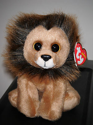 TY Beanie Baby ~ Cecil The Lion ~ Limited Edition - NEW ~ MWMT'S ~ IN HAND
