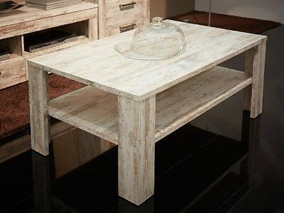 Maisonnerie 1276-110-68 River Table Basse Pin/Style Shabby Chic/Rétro NEUF