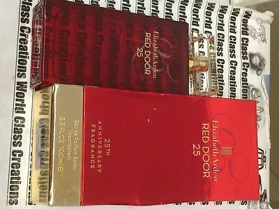 Red Door 25Th Anniversary Edition For Women - 3.3 Oz Eau De Parfum Spray - Rare