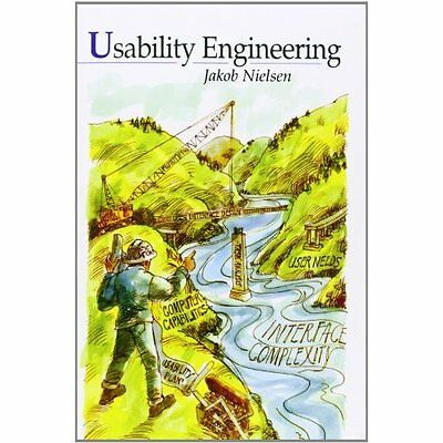 Usability Engineering (Interactive Technologies) - Paperback NEW Nielsen, Jakob