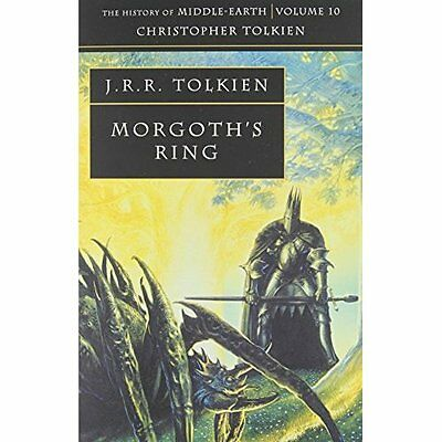 The Morgoth's Ring - Tolkien, J. R.  NEW Paperback July 1, 2002