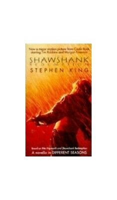 The Shawshank Redemption, King, Stephen Paperback Book The Cheap Fast Free Post