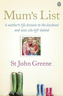 Mum's List, Greene, St John Book The Cheap Fast Free Post
