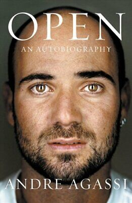 Open: An Autobiography by Agassi, Andre Book The Cheap Fast Free Post