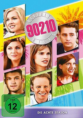 Beverly Hills 90210 - Die komplette Season/Staffel 8 # 7-DVD-BOX-NEU