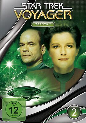 Star Trek - Voyager - Die komplette Season/Staffel 2 # 7-DVD-BOX-NEU
