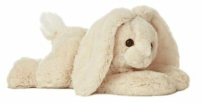 "Aurora World Cotton Candy Bunny 12"" Plush, Beige"
