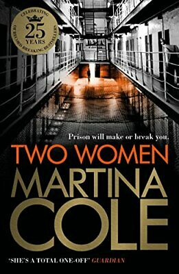 Two Women, Cole, Martina Paperback Book The Cheap Fast Free Post