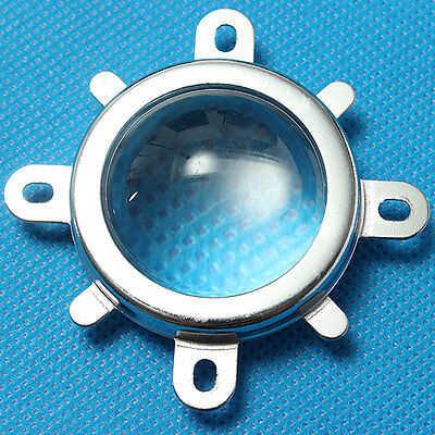 44mm Adjustable Lens and Reflector Collimator and Fixed Bracket for 20W-100W LED