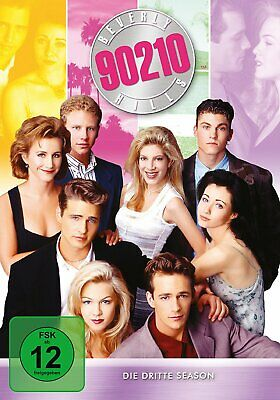 Beverly Hills 90210 - Die komplette Season/Staffel 3 # 8-DVD-BOX-NEU