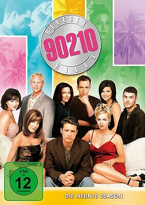 Beverly Hills 90210 - Die komplette Season/Staffel 9 # 6-DVD-BOX-NEU