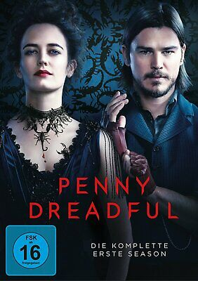 Penny Dreadful - Die komplette Season/Staffel 1 # 3-DVD-BOX-NEU