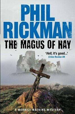 The Magus of Hay (Merrily Watkins Series) by Rickman, Phil Book The Cheap Fast