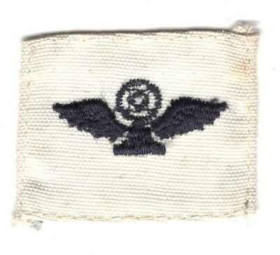 USN Navy Rate:  Striker - Air Controlman, white