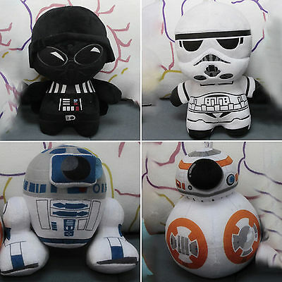 """Star Wars The Force Awakens 8""""/20cm Soft Stuffed Plush Doll Toys Collection Toy"""
