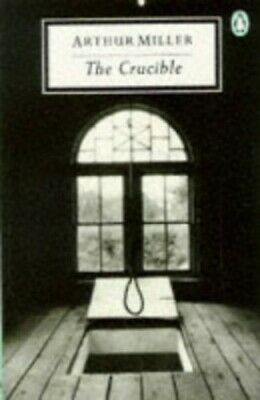 The Crucible: A Play in Four Acts (Twentieth Cent... by Miller, Arthur Paperback