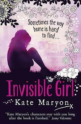 Invisible Girl by Kate Maryon (English) Paperback Book Free Shipping!