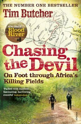 Chasing the Devil: On Foot Through Africa's Killing F..., Butcher, Tim Paperback