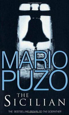 The Sicilian, Puzo, Mario Paperback Book The Cheap Fast Free Post