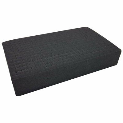 Cubed Foam Block 380x220x70mm - Insert for EN-AC-FG-C203 Flight Case